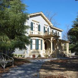 The newly restored Woodrow Wilson Family Home has reopened to the public.
