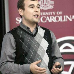 Andrew Kovtun is one of three UofSC students who are Truman Scholar finalists this year.