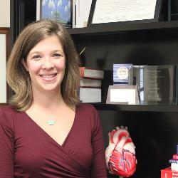Brie Dunn was named the New Educator of the Year by the American College of Clinical Pharmacy.