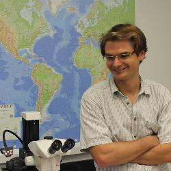 Ryan Rykaczewski earned his doctoral degree at the Scripps Institution of Oceanography and joined the Carolina faculty in 2012.