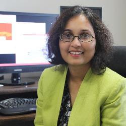 Shamia Hoque is originally from Bangladesh.