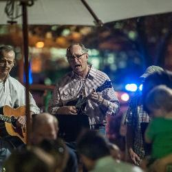 From live music to children's activities to artisans, First Thursday offers something for everyone.