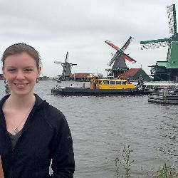 Exercise science major Lily Gullion is collaborating with professors in the Netherlands this summer to refine a series of computer games created by a USC exercise science professor that could prove to be useful for autistic therapy.