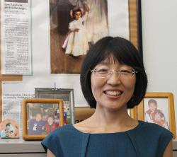 Xuemei Sui joined the University of South Carolina as a research associate in 2007, earned her doctoral degree in 2012 and was named a Breakthrough Star in 2015.
