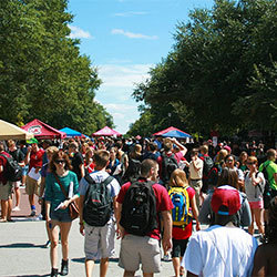 Greene Street fair