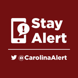 Signup for Carolina Alerts