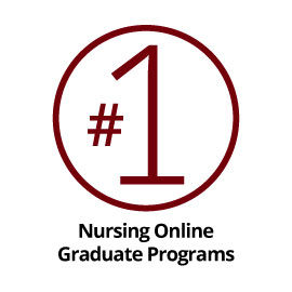 No. 1 Nursing Online Graduate Programs