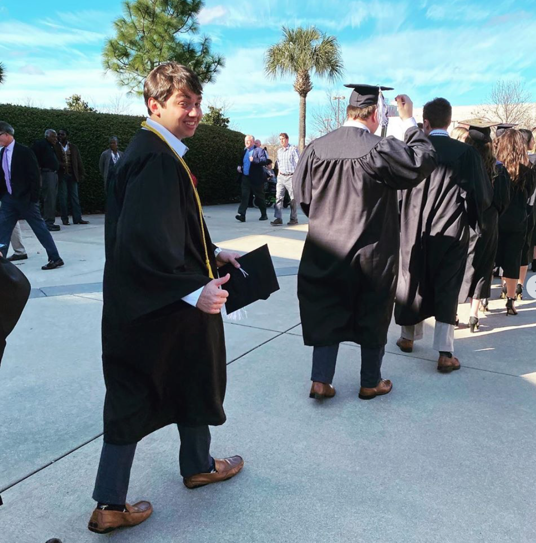 Winter Commencement 2019 via @janegreatskin