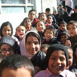 Afghan school