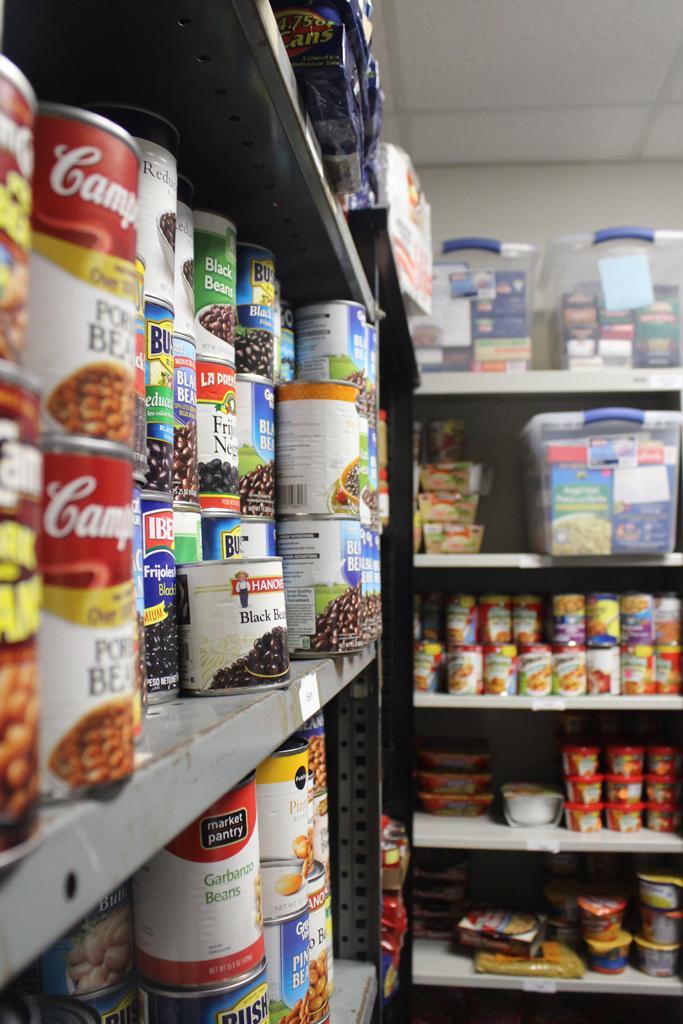 University Of South Carolina Food Pantry