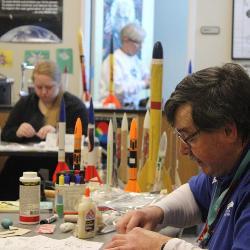 Ed Donovan model rocketry