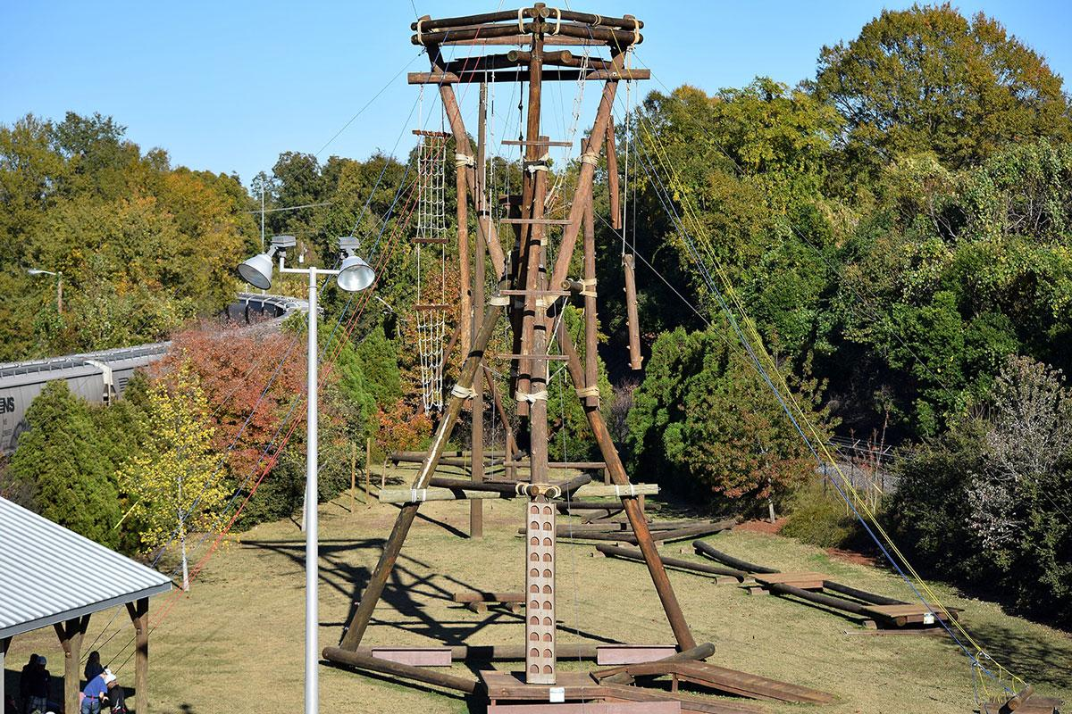 Colleges In Columbia Sc >> Challenge Course - Campus Recreation | University of South ...