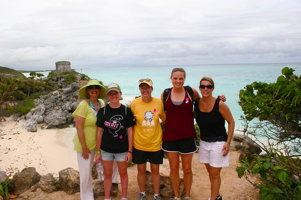 A cruise in the Caribbean? Sign me up! Our HRSM faculty and students combined education and fun on this opportunity to visit Haiti, Jamaica, Grand Cayman, and Cozumel.