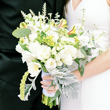 Wedding bouquet by Anna Westbury