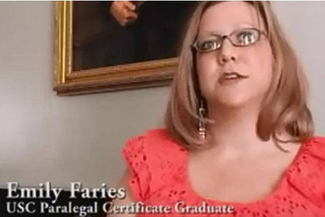 Paralegal Studies Certificate Program - Continuing Education ...