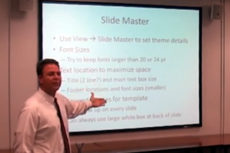 PowerPoint: Beyond Bullet Points - Center for Teaching Excellence ...