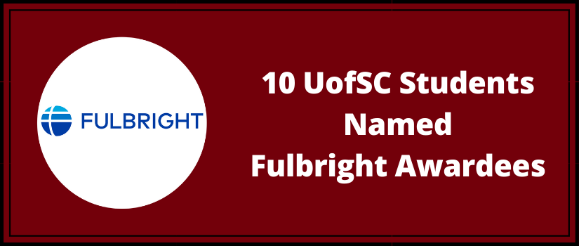 Fulbright 2020 Winners