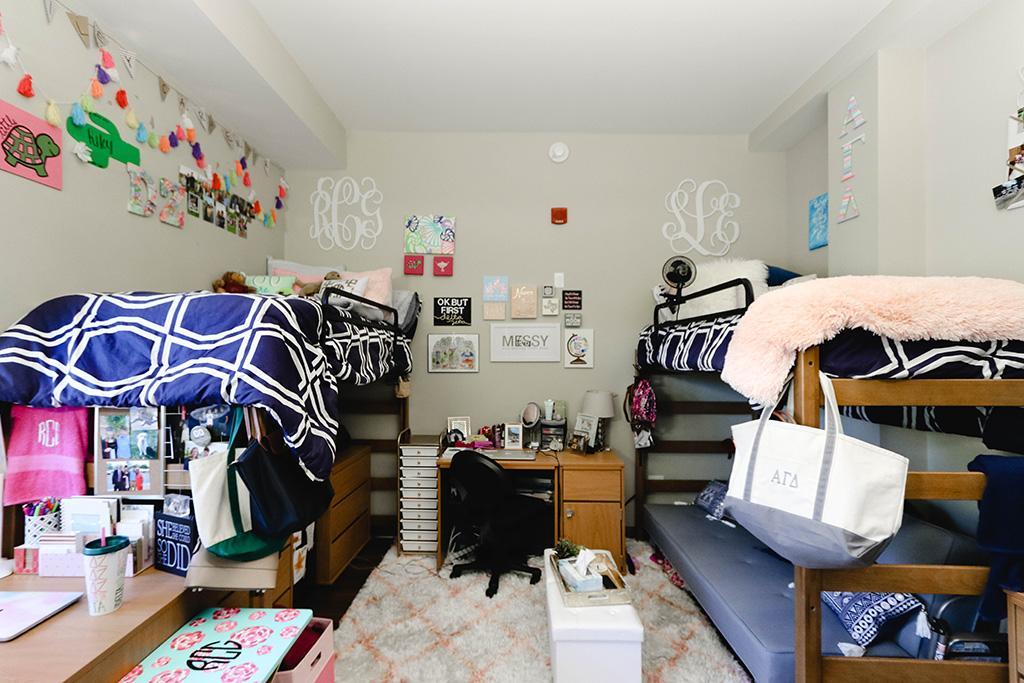 Mcclintock At Women S Quad Housing University Of South