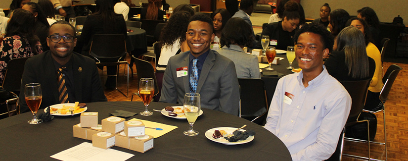 OMSA students enjoy the Celebration of Excellence Awards