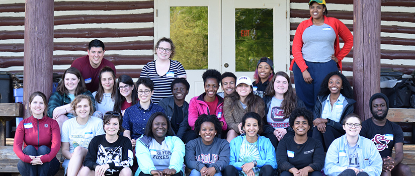 the diversity retreat is an annual event where students enjoy learning from each other