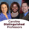 Carolina Distinguished Professors Announced