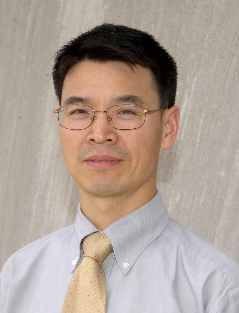 <strong>2019 Breakthrough Leadership in Research Award:</strong> Fanglin Chen, Ph.D., Professor, Department of Mechanical Engineering, College of Engineering and Computing