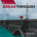 Breakthrough Magazine, Fall 2016 issue cover