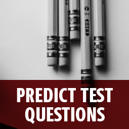 Predict Test Questions Icon
