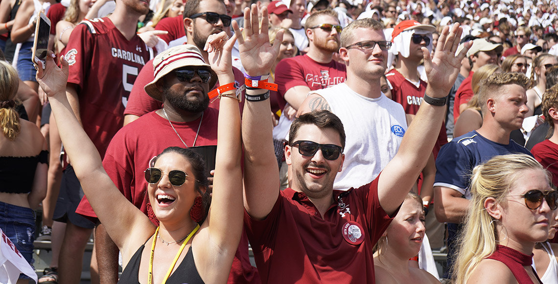 Student Tickets - Gamecock Tickets | University of South ...