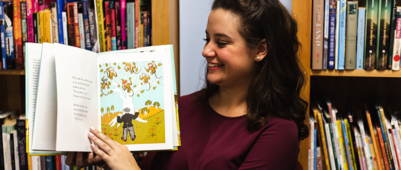 diana teaching children's literature