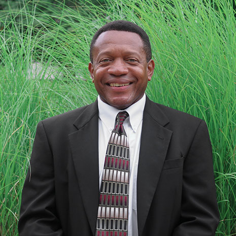 Headshot of Frank McClary, admissions representative for international students