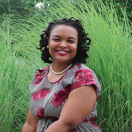 Tasha Jenkins - Office of Undergraduate Admissions