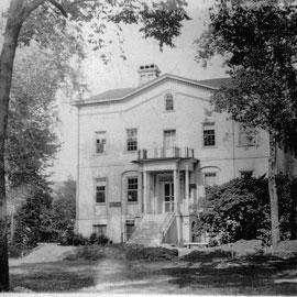 Original President's House