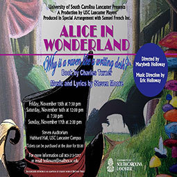 Past Production, Alice In Wonderland
