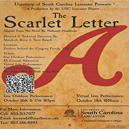 Past Production, The Scarlet Letter