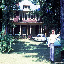 The Williams House:  the first home for USC Lancaster