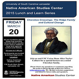 March 2015 Lunch and Learn