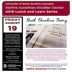August 2016 Lunch and Learn