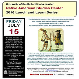 July 2016 Lunch and Learn