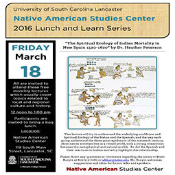 March 2016 Lunch and Learn