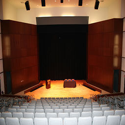 Bundy Auditorium Straight