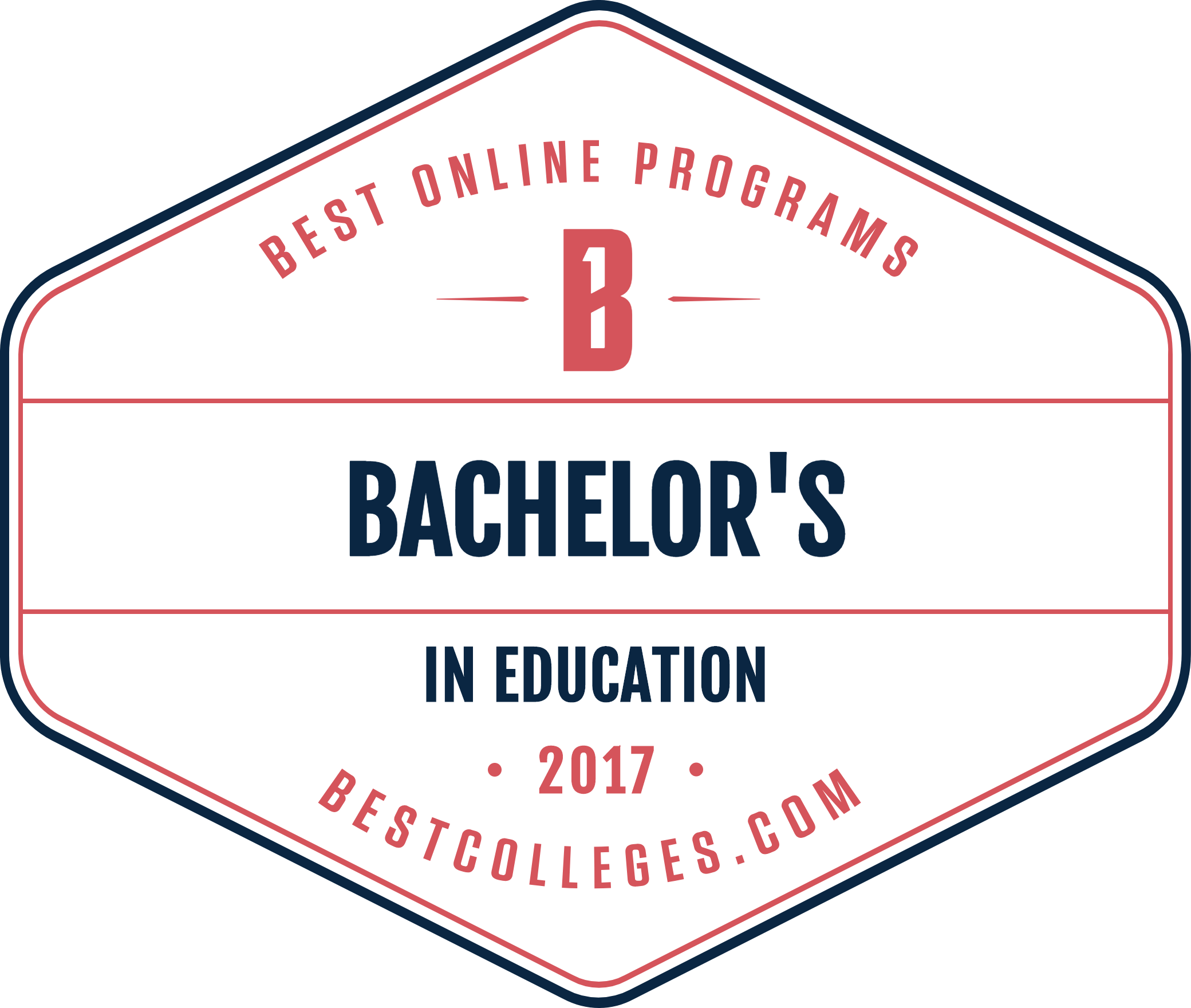 Elementary Ed Best Colleges 2017