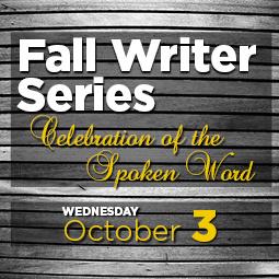 Fall Writer Series