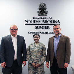 Sumter Utilities Military Scholarship Award