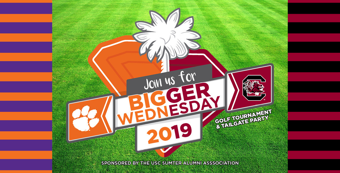 Bigger Wednesday 2019