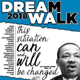 2018 MLK Dreamwalk