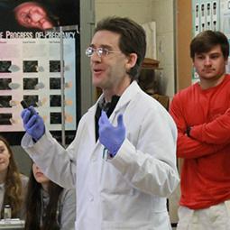 Kiernan Receives Innovative Pedagogy Grant