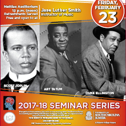 Seminar Series: Feb 2018