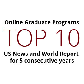 Infographic: Top 10 nursing online graduate programs