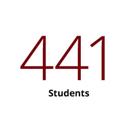 Infographic: 441 Students